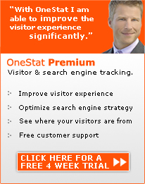 Click here to start your OneStat Premium trial.