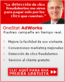 Click here to start your OneStat AdWorks trial.
