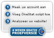 Click here for a Gratis 4 weken proefversie account